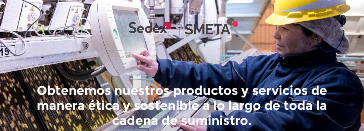 SMETA – SEDEX
